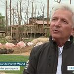 France 3 Paris Parrot World inauguré ce week-end