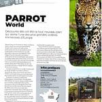 Le Monde des Animaux à Parrot World