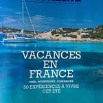 Le Figaro Magazine à Parrot World