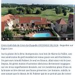 Le Figaro : Flygolf au Crécy Golf Club