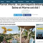 Easyvoyage vous emmène à Parrot World