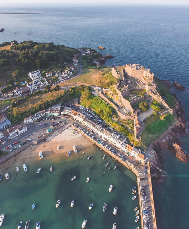 Visit Jersey célèbre sa Liberation